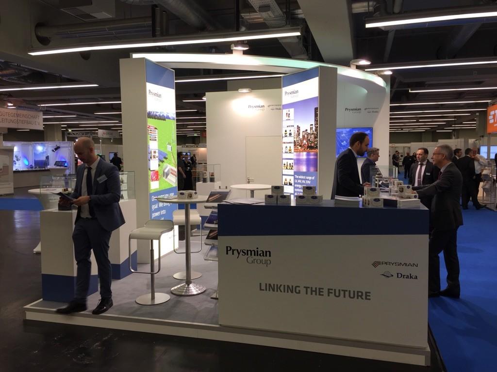 Prysmian Group präsentiert Gesamtlösungen für zuverlässige und sichere Energienetze der Zukunft