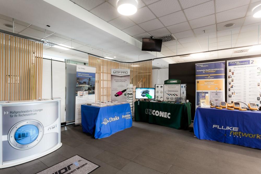 Innovative Glasfaserverkabelung im LAN und Rechenzentrum