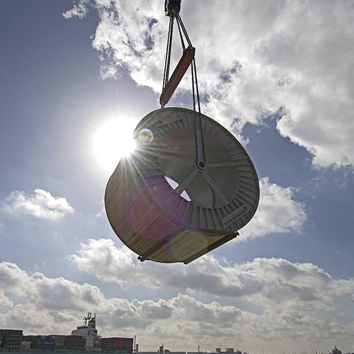 Ein wichtiger Partner für deutsche Energieunternehmen