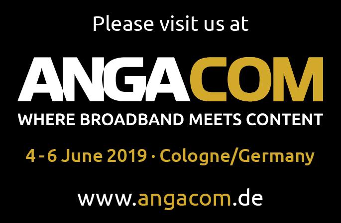 Prysmian Group auf der ANGA COM 2019