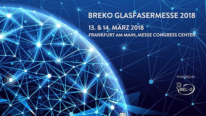 Prysmian Group auf der BREKO Glasfasermesse 13.-14. März 2018