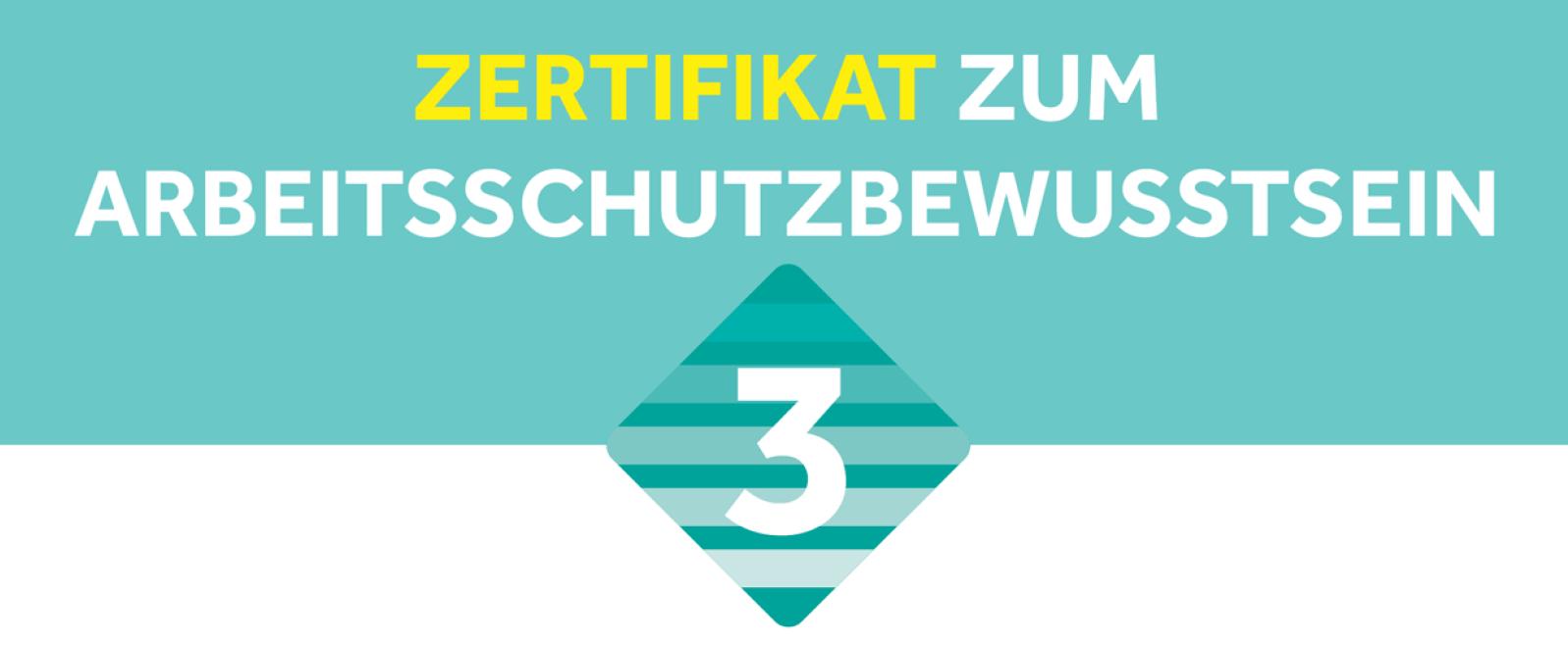 Der Bereich HSI erhält SCL Zertifikat für erhöhtes Arbeitsschutz-Bewusstsein