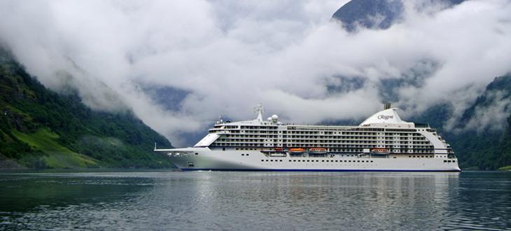 Bau von <br>Kreuzfahrtschiffen