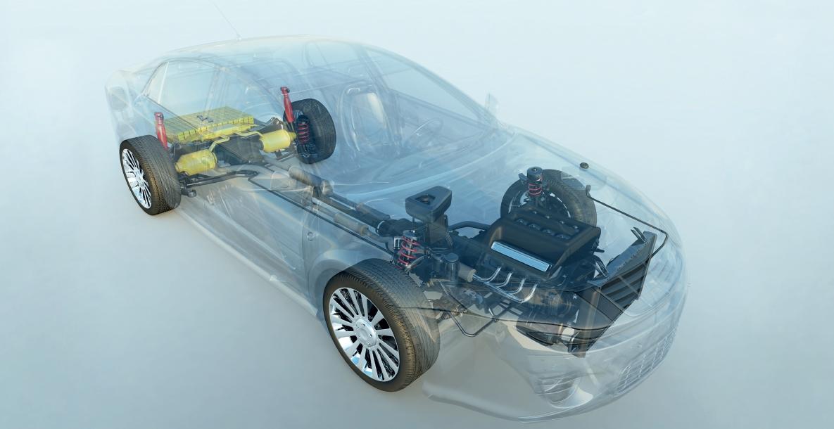 Hochspannungskabel für Hybrid- und Elektrofahrzeuge