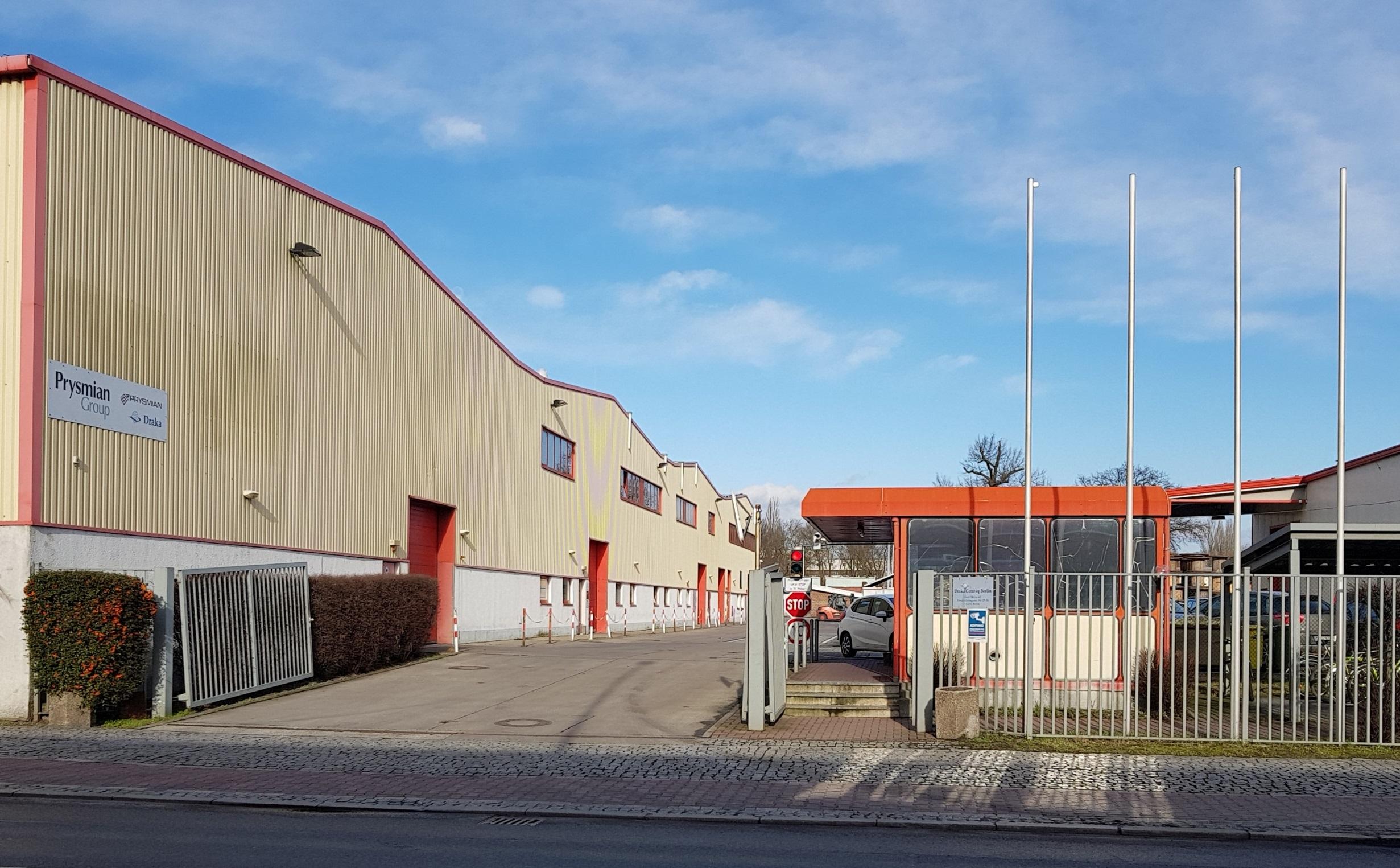 Unser Standort in Berlin-Köpenick