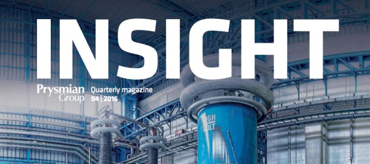 Insight - vierteljährliches Magazin