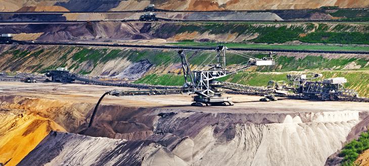 Kabel für die Bergbauinfrastruktur