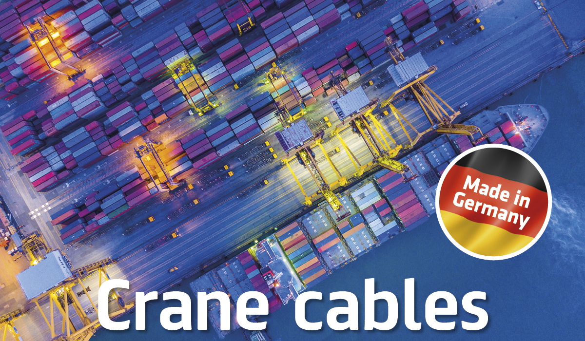 Product Overview Crane Cables