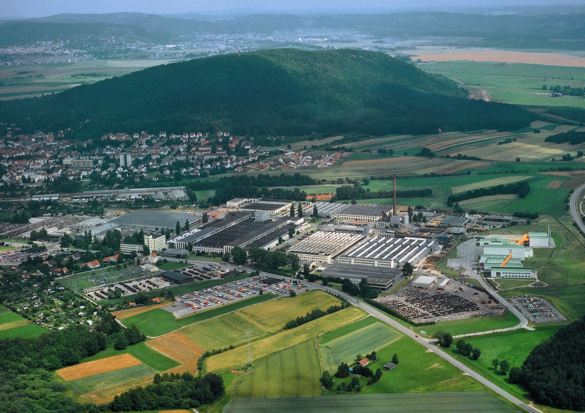 Unser Standort in Neustadt bei Coburg