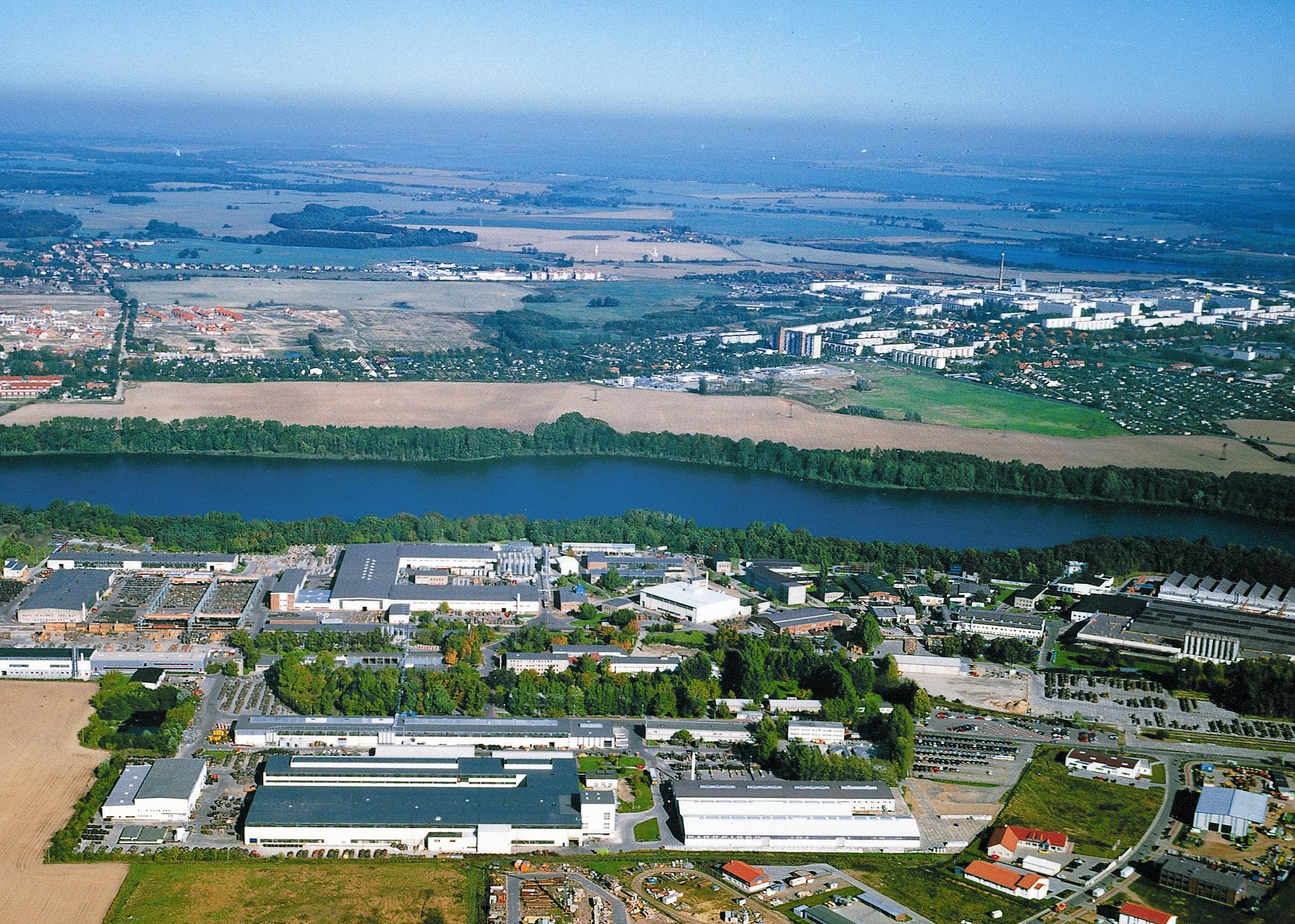 Unser Standort in Schwerin