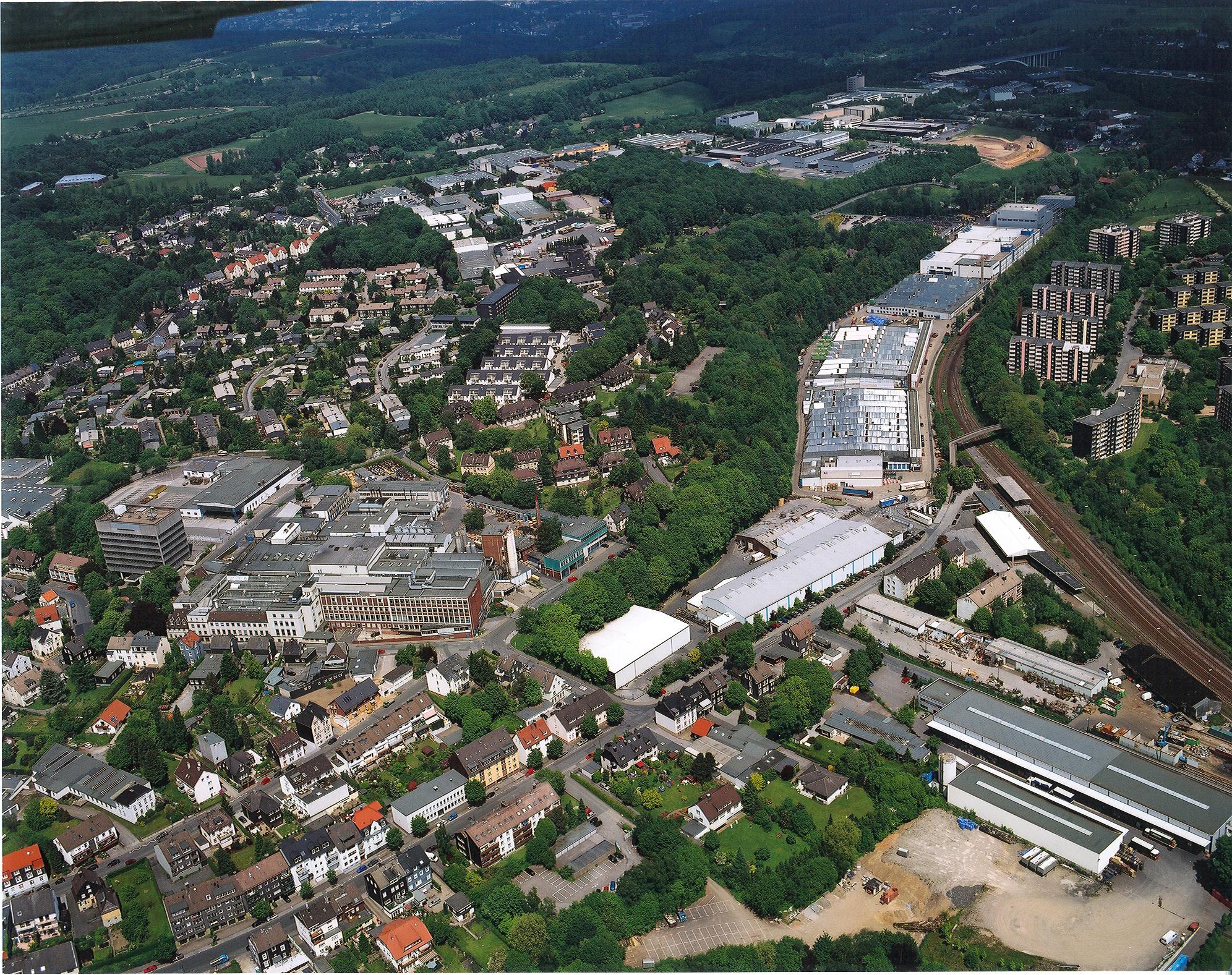 Unser Standort in Wuppertal