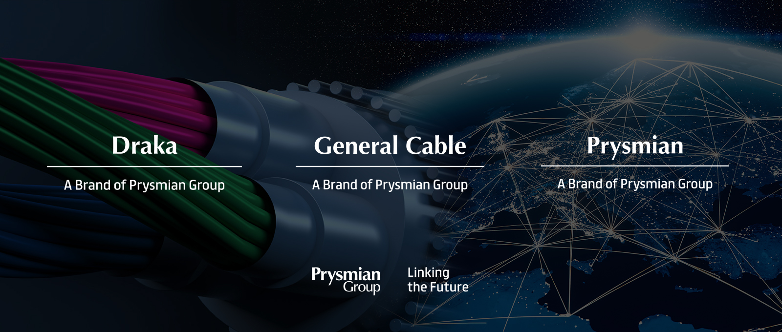Prysmian Group entwickelt zur Stärkung der Unternehmens- und Handelsmarken eine neue Markenstrategie