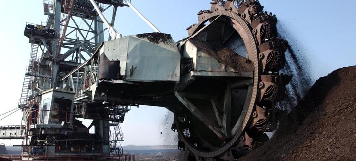 Lösungen für die Bergbauindustrie