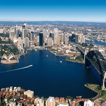 Ein technologieübergreifendes Netzwerk für ganz Australien