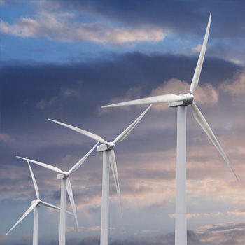 Nutzbarmachung der Windkraft