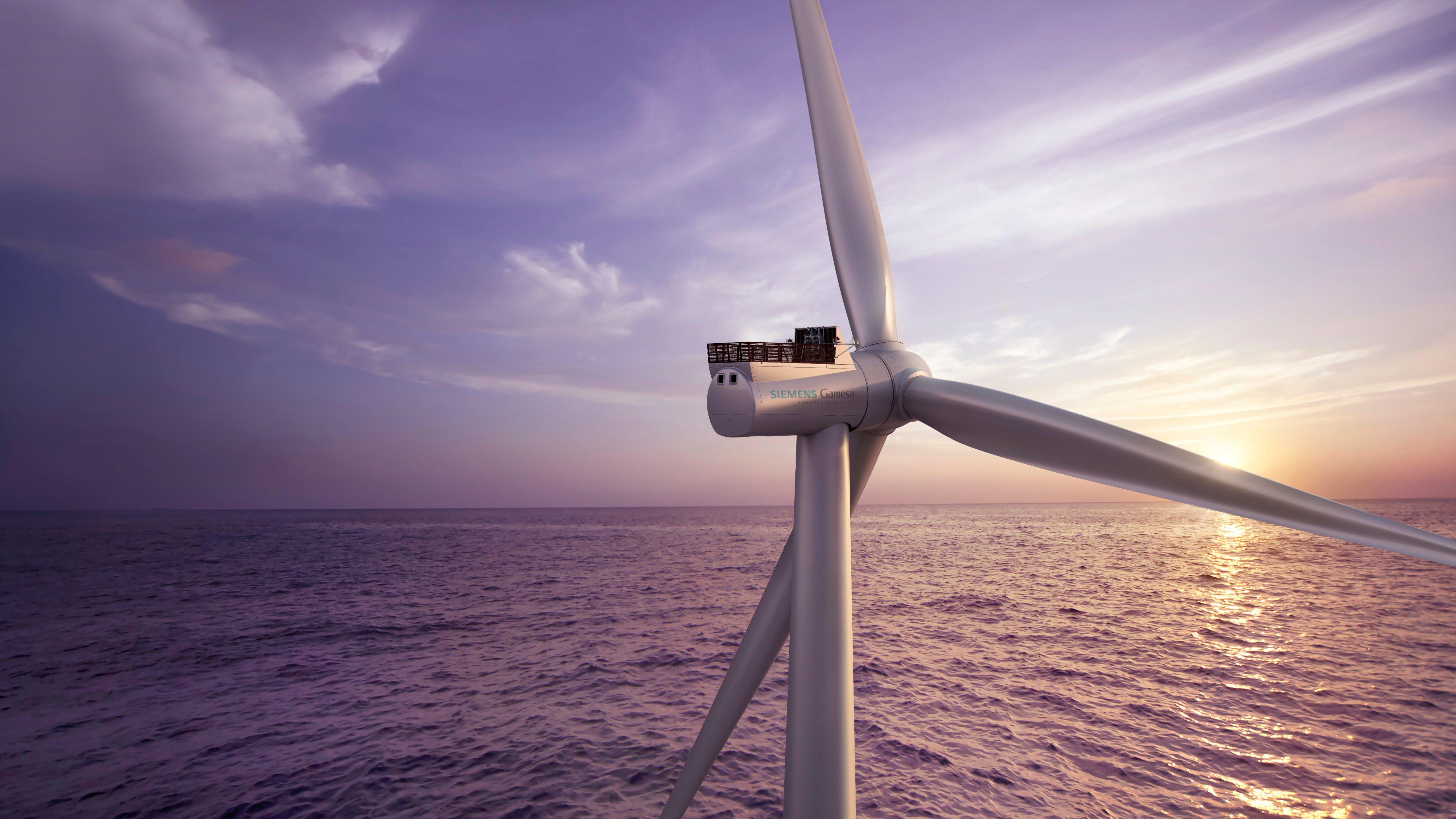 Prysmian Group erhält ersten Auftrag für 66 kV  Windkraftanlagen